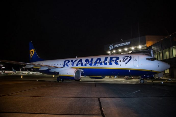 Ryanair Cancels Some Winter Flights due to 737 Max Grounding