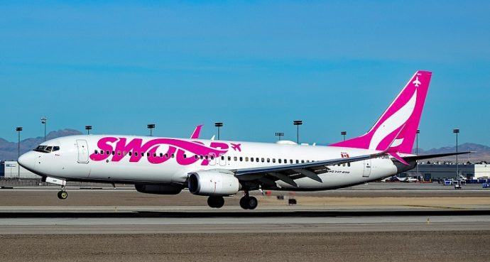 Swoop flight to Edmonton makes emergency landing