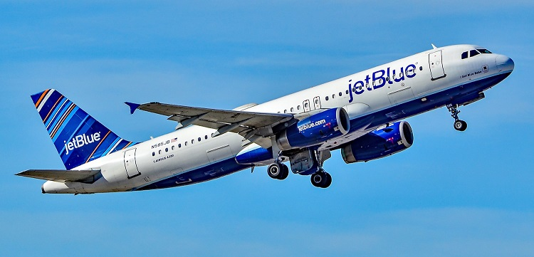 JetBlue Halloween sale