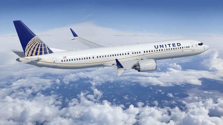 United Airlines flight heading to Amsterdam lands in Maine